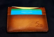 Leather Card Holder 006